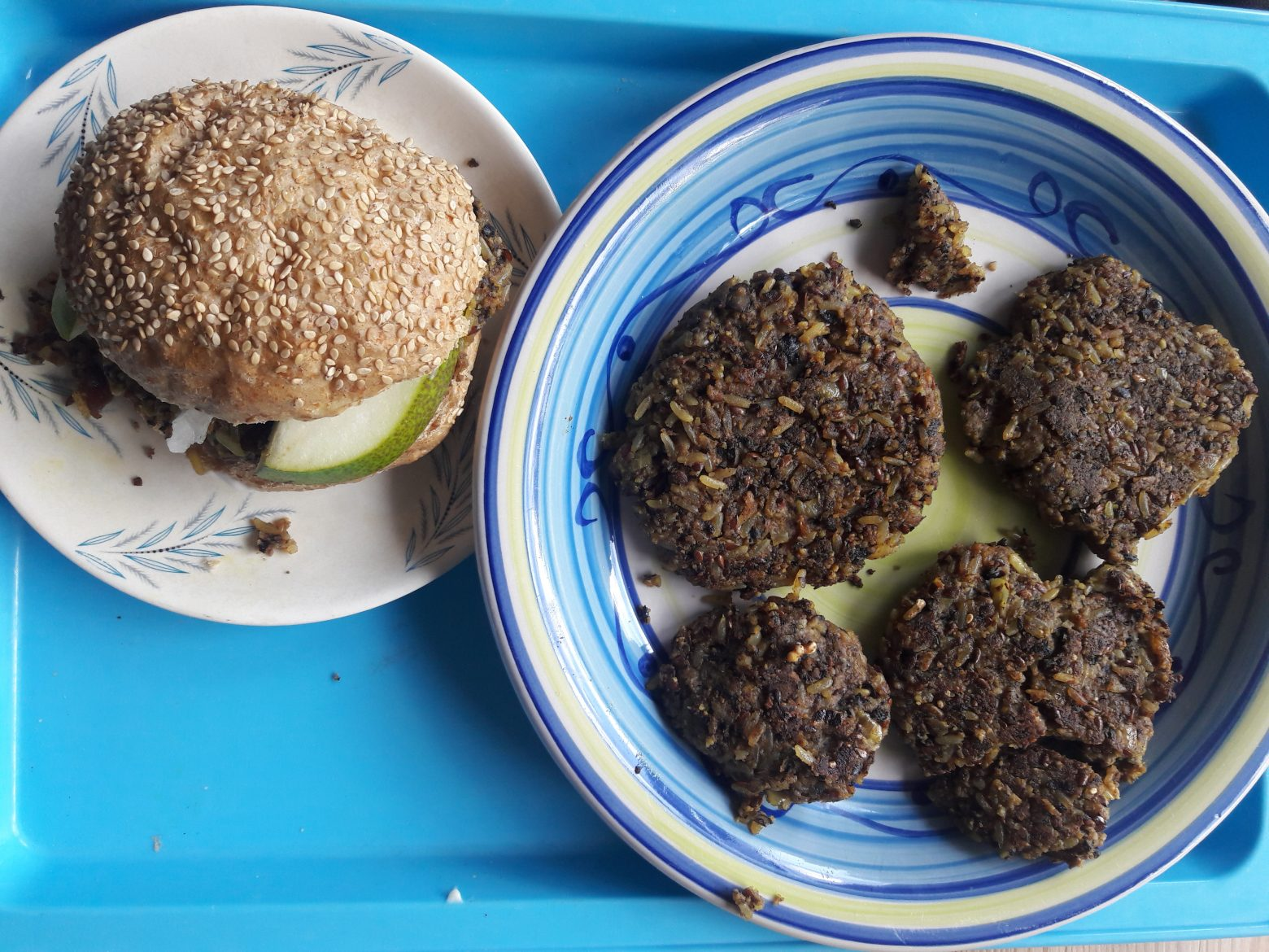 How Easy Is It To Make Vegan Burgers?