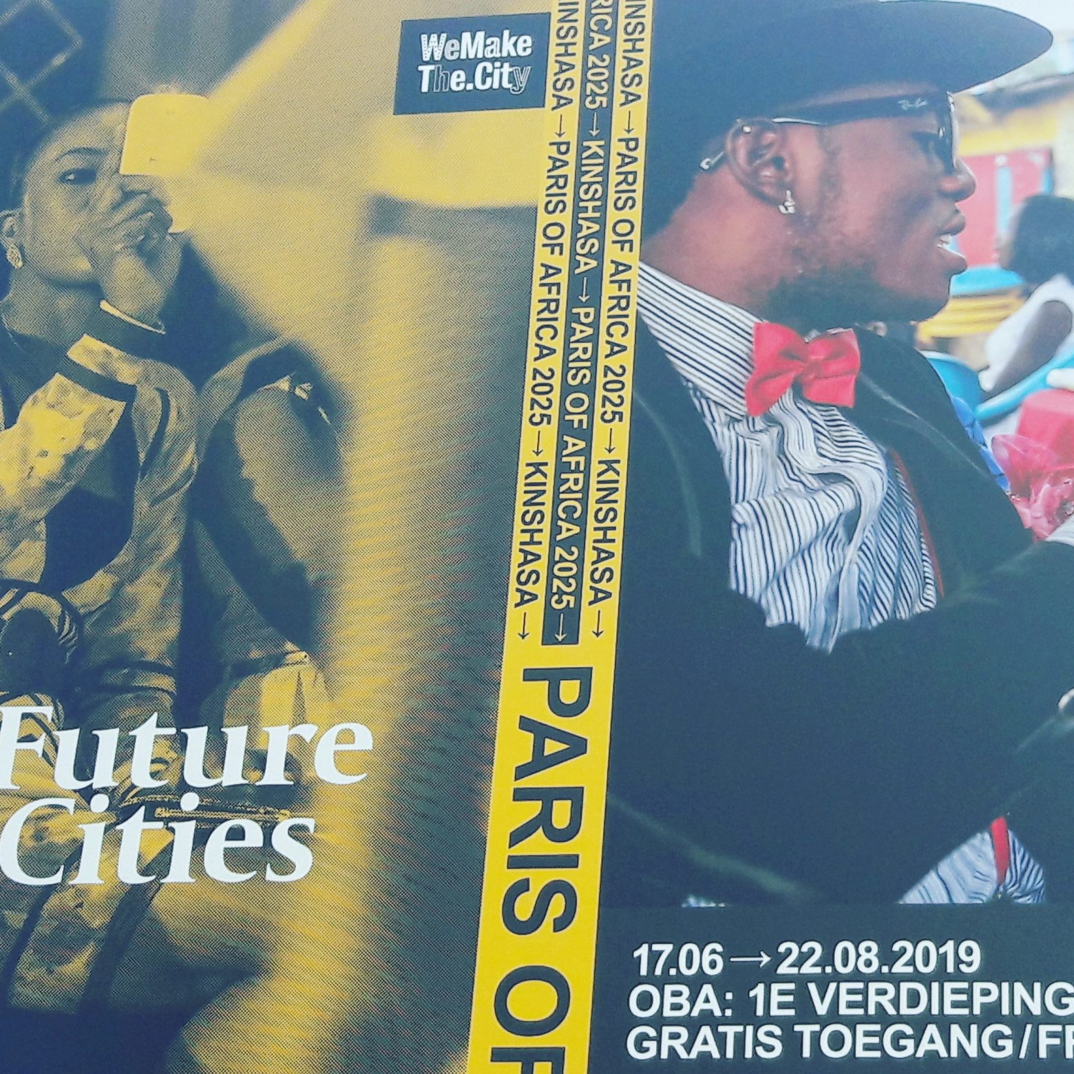 Future Cities at OBA (Amsterdam Library)