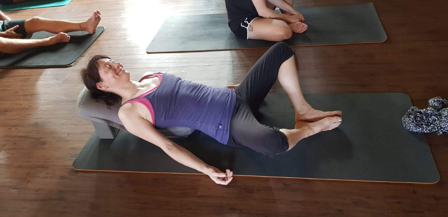 My OneFit Week – Wednesday, Deep Yin at The Conscious Club