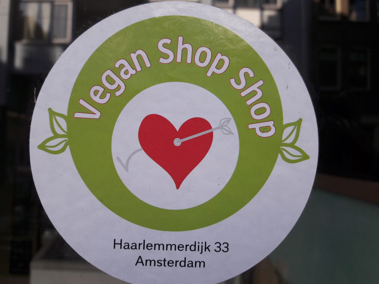 Vegan Shop Shop – new vegan food store