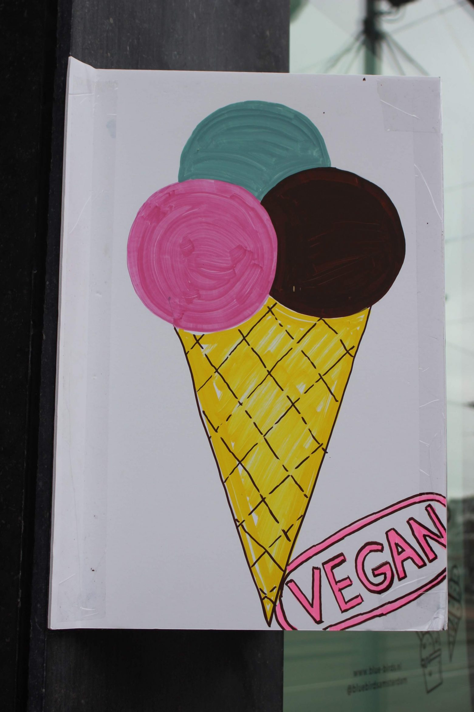 Bluebirds West Yoga Studio opens pop up vegan Ice Cream Store